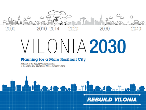 Vilonia 2030: Planning for a More Resilient City