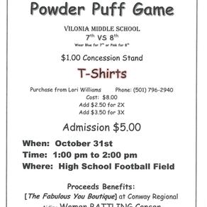 Powder Puff Game '19