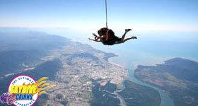 스카이다이빙 14000ft