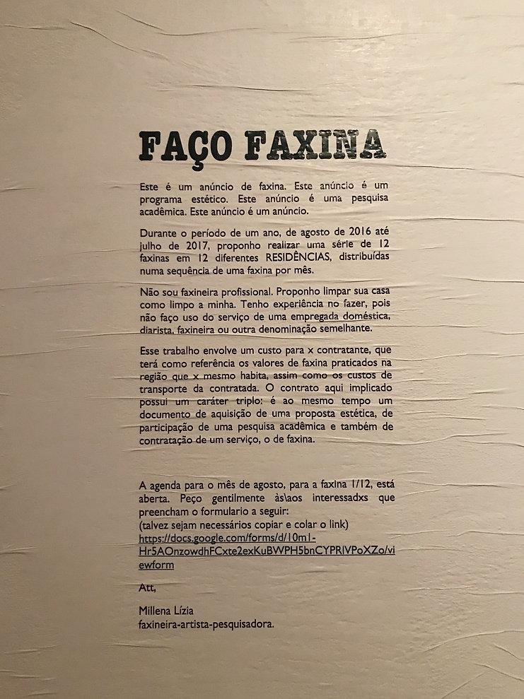Enunciado_Faço Faxina