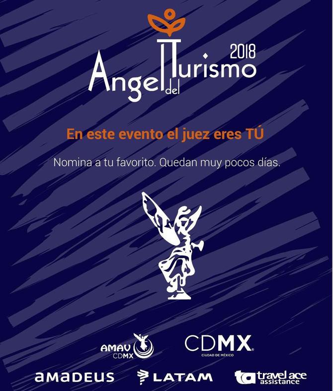"""Premios """"Ángel del turismo 2018"""""""