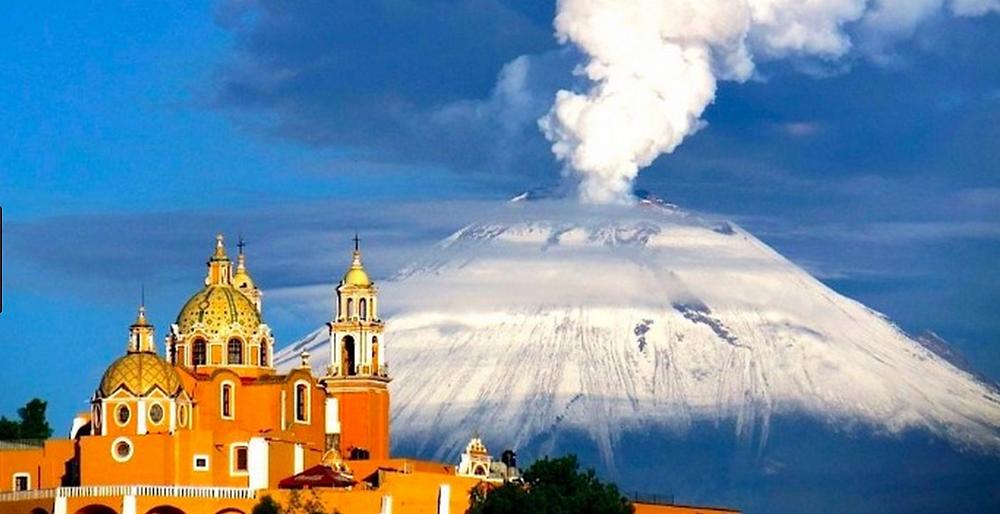 Cholula Puebla ViajesEnOferta