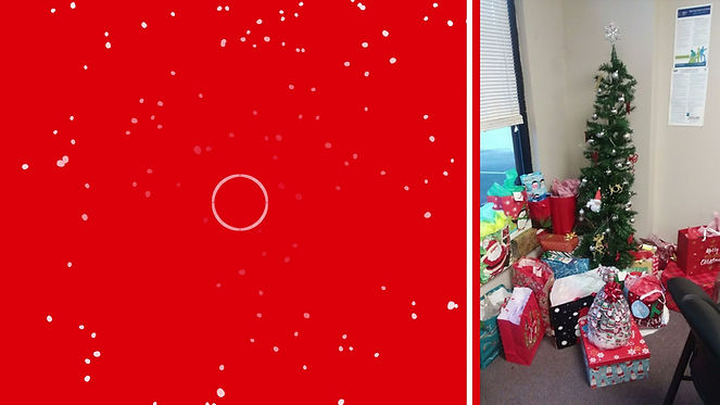 Secret Santa take #1 (2019)