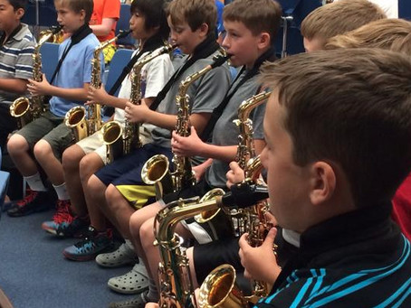 Building Fundamentally Strong Musicians in Beginning Band