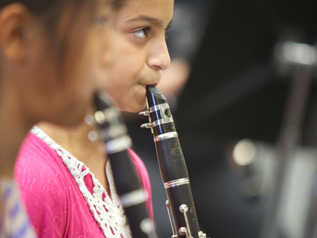 Teaching Clarinet: The Very First Lesson