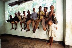 Zanzibar Children Smile