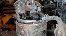 ランクル、セルモーター修理、大復活の巻