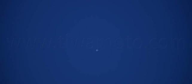 空高く現れた、謎の飛行物体!(UFO???)