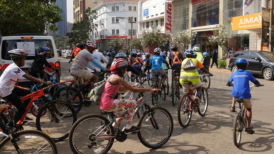 "Cycle Event Nairobi ""Critical Mass"" Feb 2020_2"
