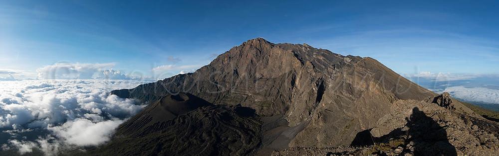 Mt. Meru Tanzania 4565 meter