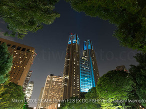 絶景の見られるお勧めスポット、「東京都庁展望室」