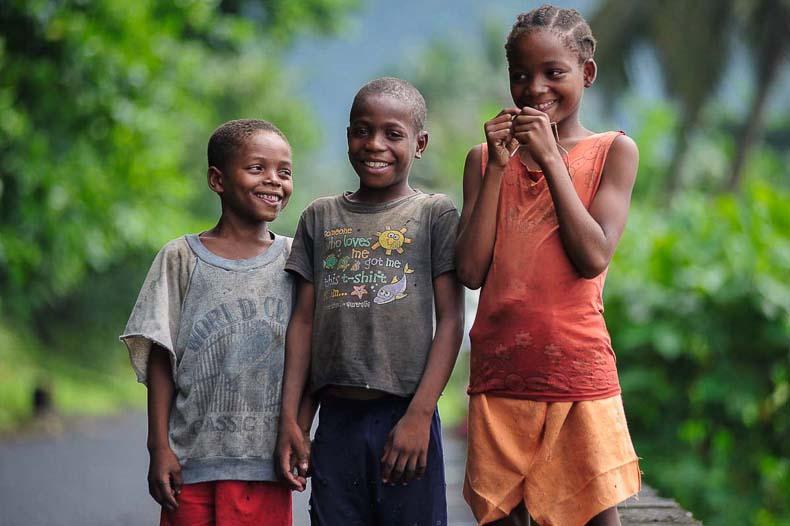 Saotome Children Smile