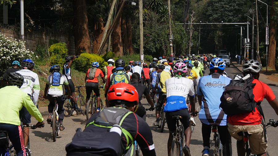 "Cycle Event Nairobi ""Critical Mass"" Feb 2020_5"