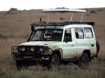 ランドクルーザーHZJ75型 乗り始めて12年目に突入。