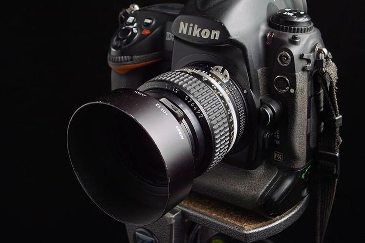 最近のレンズはどれもシャープだ。けれども、(ニコンAi Nikkor 50mm f1.2の紹介)