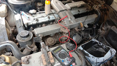エンジンスタート、トラブルシューティング、その1(ランクル75 1HZ 4200cc ディーゼル)エンジン不調の原因と対策