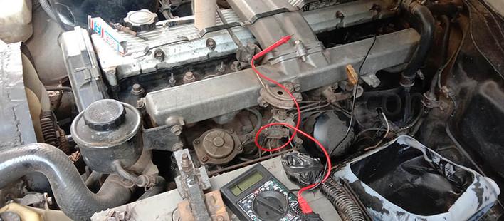 エンジンスタート、トラブルシューティング(ランクル、1HZ, 4200cc ディーゼル)