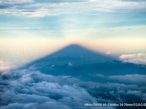 「初めての富士登山」4、下山