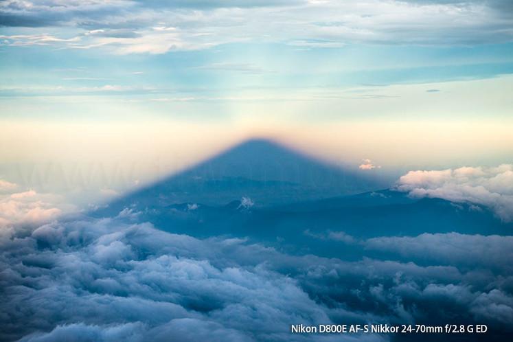 富士山、初めての登山、4 (下山)