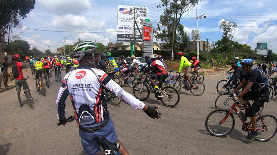 "Cycle Event Nairobi ""Critical Mass"" Feb 2020_7"