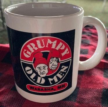 Grumpy Old Men Coffee Mug