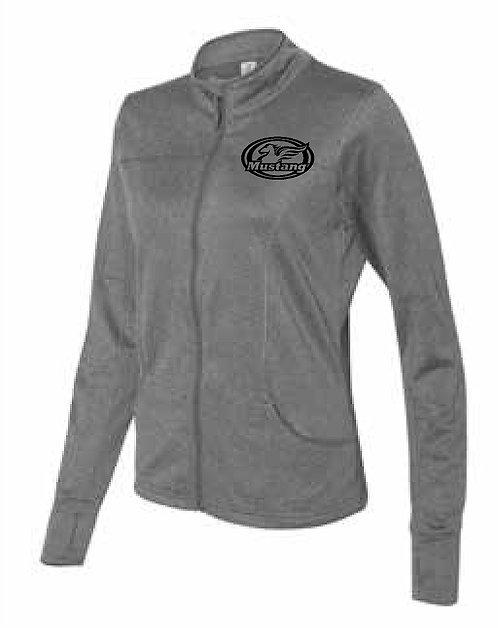 Ladies Full-Zip Track Jacket