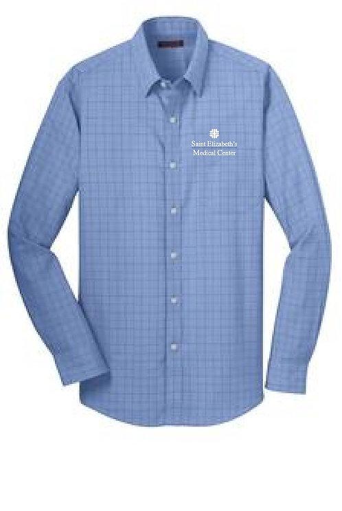 SEMC Plaid Non-Iron Twill Shirt