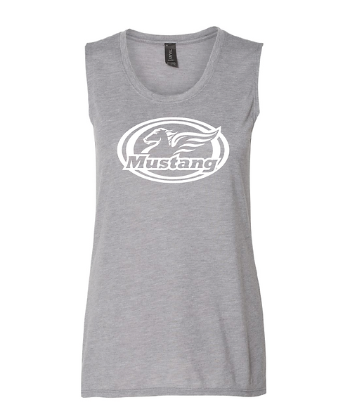 Ladies Sleeveless Tee