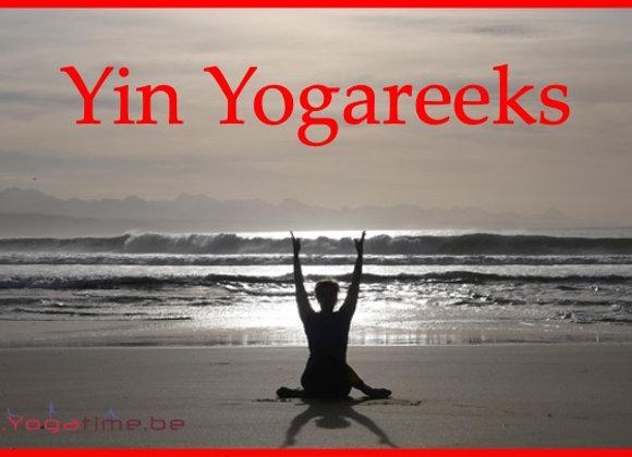 Yin Yogareeks
