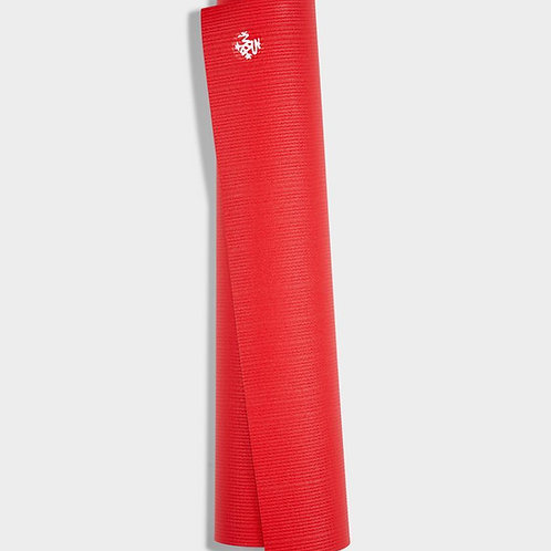prolite® yoga mat - 4.7mm red almost perfect