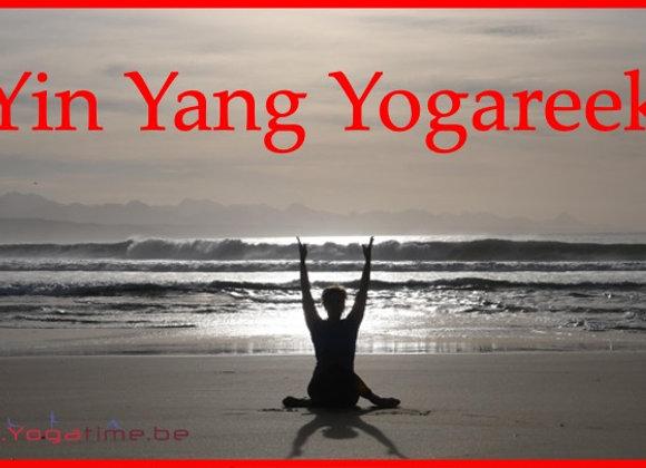 Yin Yang Yoga reeks