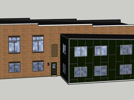 Eichenkranz Development - 611 S. Fagley