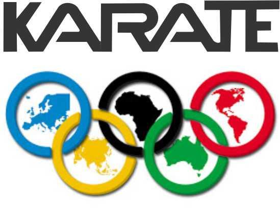 karate olimpico