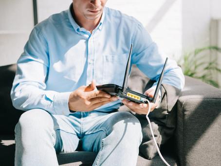 5 lugares en los que no deberías poner el router