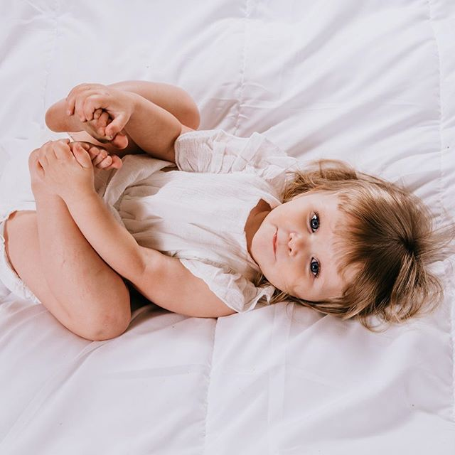 Innocence.  Pure, sweet innocence.  There's nothing better than a simple session based around the in