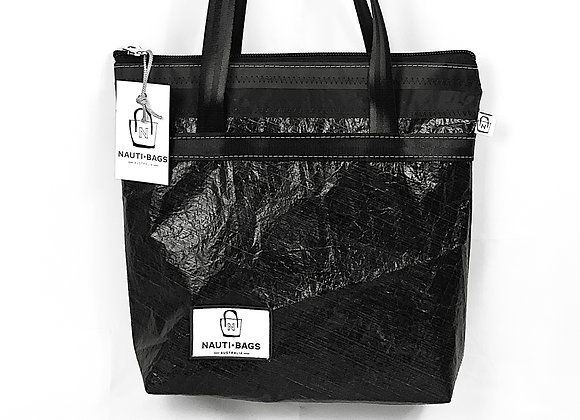 Black 3Di - Small Tote