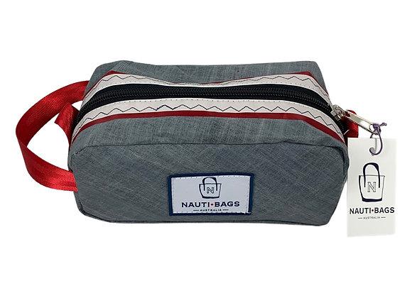 Red 3Di Grey - Toiletries Bag