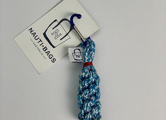 Nautical Knot Key Ring