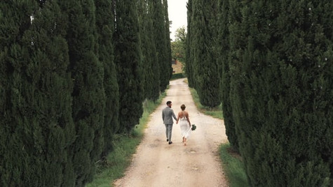Maria & Vince (Toskana)