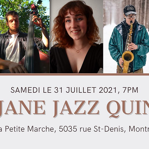 Marjane Jazz Quintet