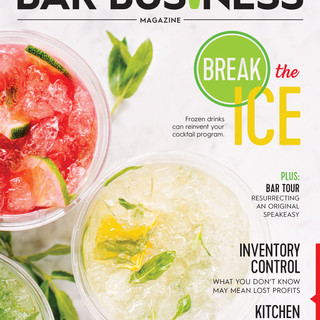 Bar Business Cover