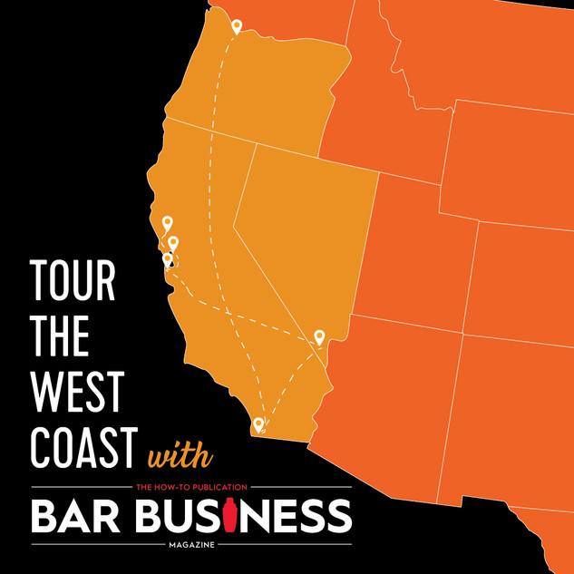 West Coast Tour Instagram Post