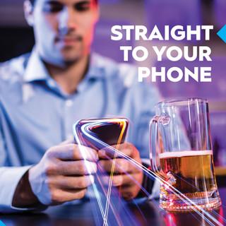 Bar Business Newsletter Ad