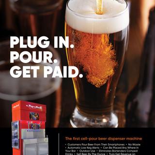 Plug In & Pour Ad