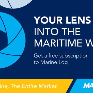 Marine Log Subscribe House Ad