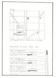Permit Map Concept