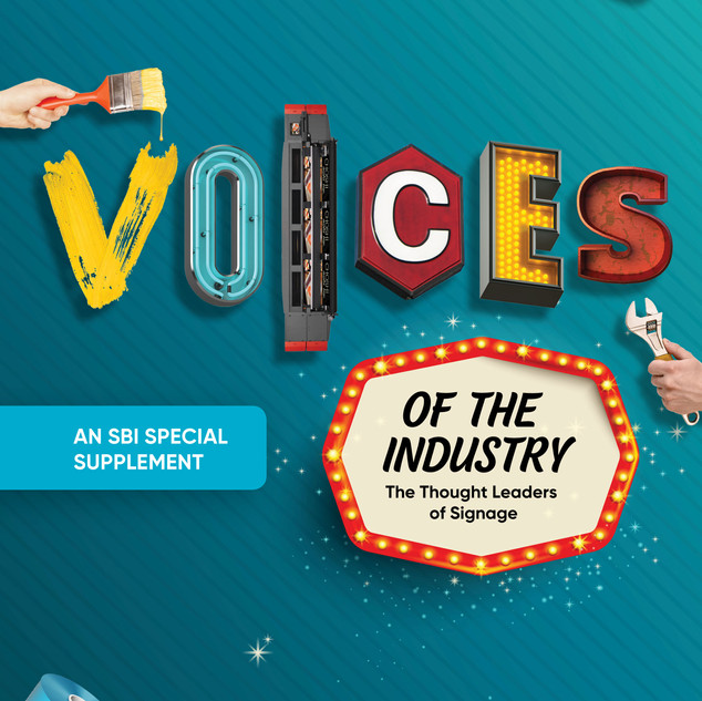 Sign Builder Voices of the Industry Cover