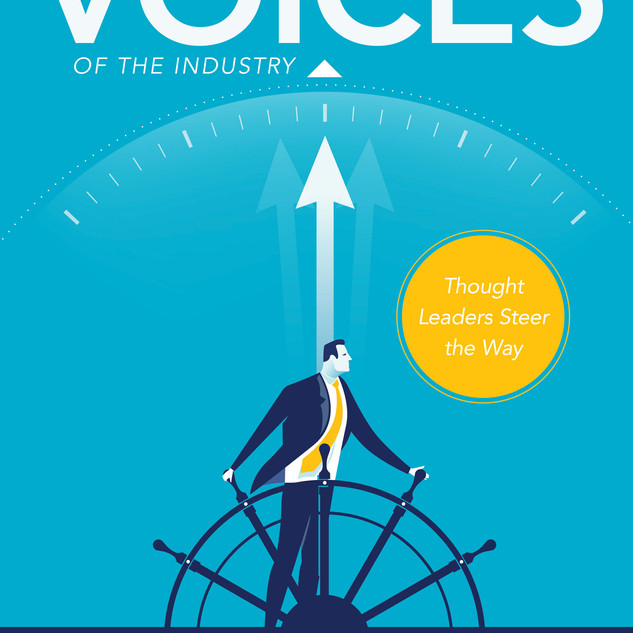 Marine Log Voices of the Industry Cover