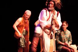 Old Nobu & the River Pirates