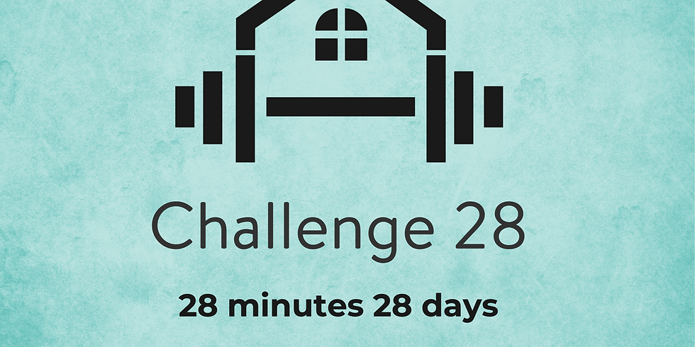 28 Day Fitness Challenge - March